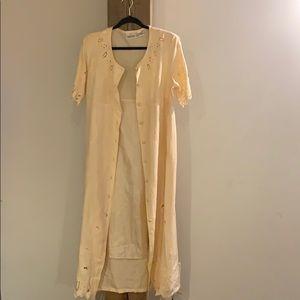 Gorgeous vintage dress or kimono